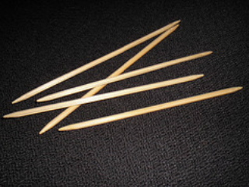 Double_pointed_needles